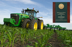 John Deere «Achieving Excellence»