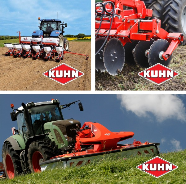 Техника Kuhn Machines